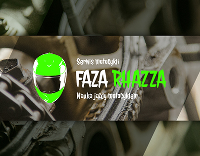 Visual identification of YouTube channel Rhazz
