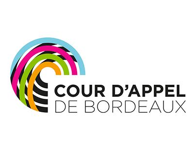 Cour d'Appel de Bordeaux - Logo