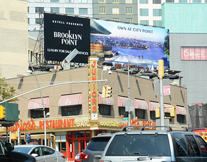 Brooklyn Point - Billboard