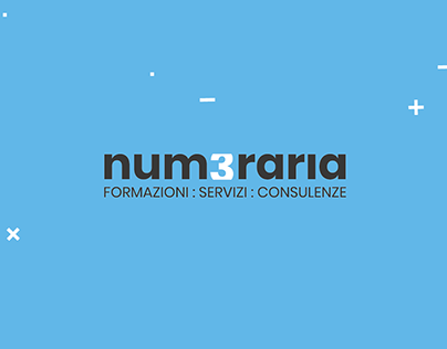 NUMERARIA / brand identity