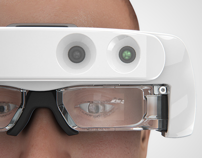 OxSight Helios smartglasses for the vision impaired
