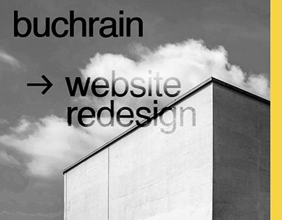 Buchrain Redesign