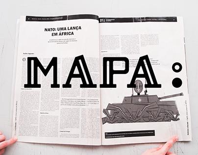 Jornal MAPA: