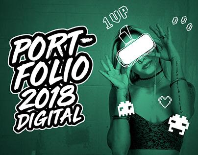 Portfolio 2018 - Digital