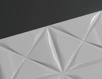 Blender 3d Ceramic Tiles