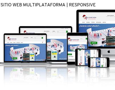 Sitio Web | RESPONSIVE: Hockey Noticias