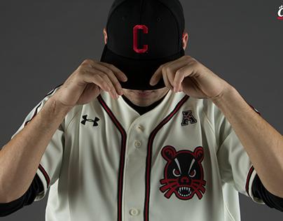 2018 Bearcats Baseball Throwback Unveil