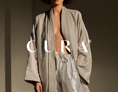 CURA® Fashion Design Studio - Branding