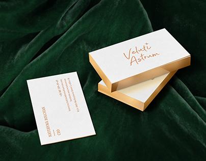 Veluti Astrum | Kiev | Logo | Branding
