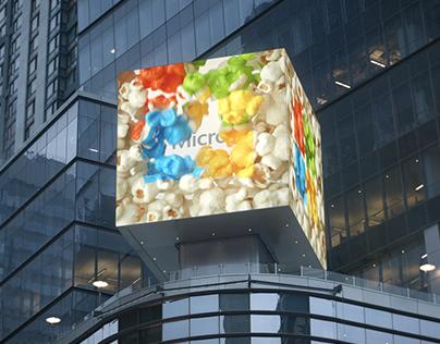 Microsoft Cube