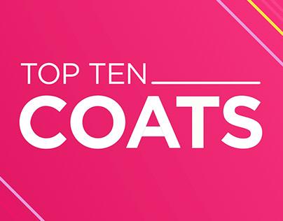 ITV LORRAINE – STYLE & BEAUTY Fashion Top 10
