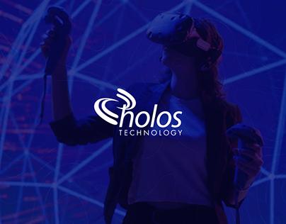 Holos Technology Website