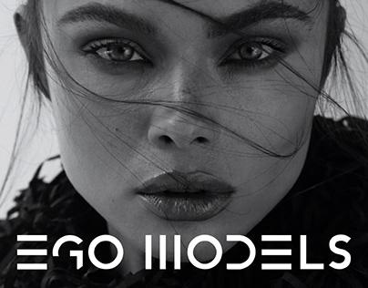Ego Models Website Redesign