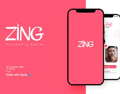 Zing App Ux design