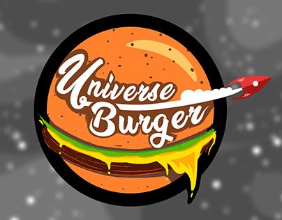 Logo - Universe Burger