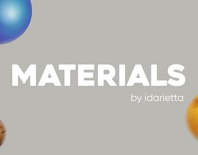Materials.