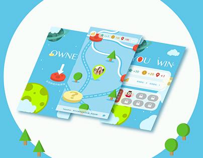 Map Game App