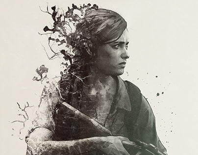 The Last of Us Part II - Ellie Poster