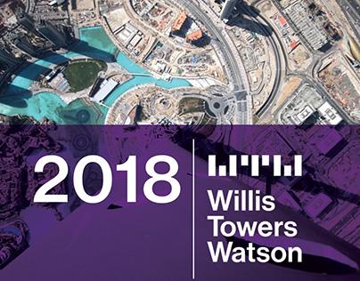 Willis Towers Watson new year designs