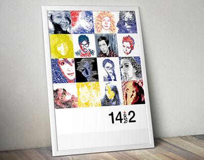 Poster Design - 14TYPE+2