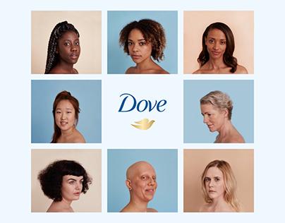 Dove | Corporate Website Redesign