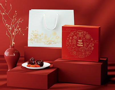 TẾT VẸN TRÒN 2020 - Gift Set Packaging