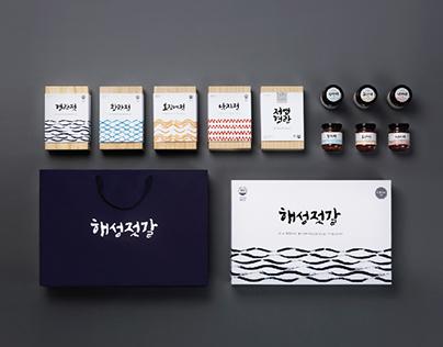 Haesung Food / Brand