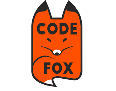 Code Fox Logo & Brand