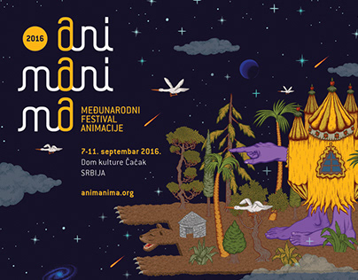 Animanima - International Animation Festival 10th 2016
