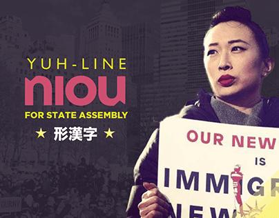 NYC Assembly-Woman Rebranding