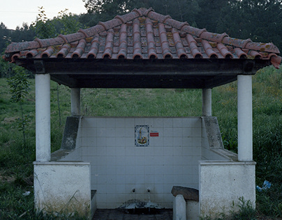 Every House in Aguas-Ferreas and One Fountain