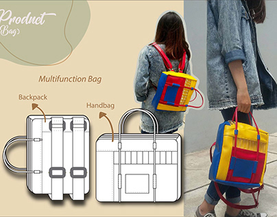 Multifunction bag