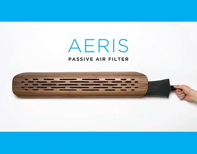 Aeris: Passive Air Filter