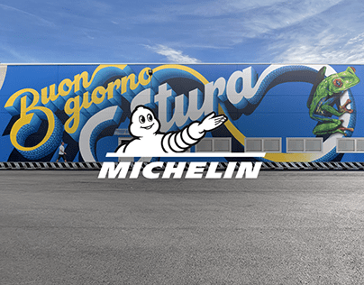 Michelin | Mural