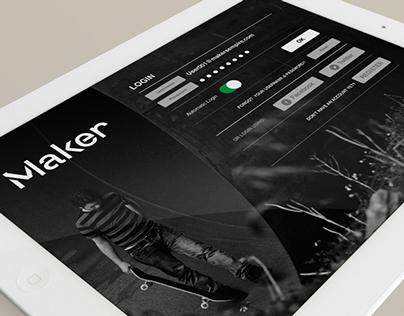 Maker App