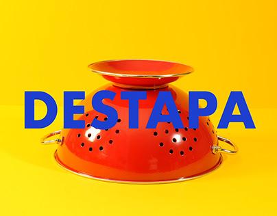 "Destapa ""la tapa"""