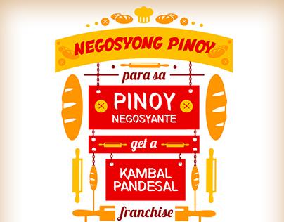 Kambal Pandesal Franchise Ad Study – Pinoy Route