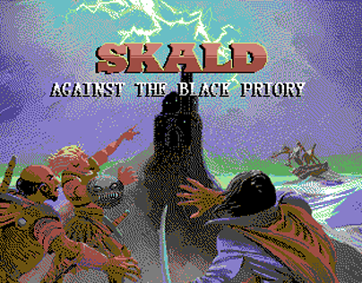 SKALD - Videogame graphics and illustrations