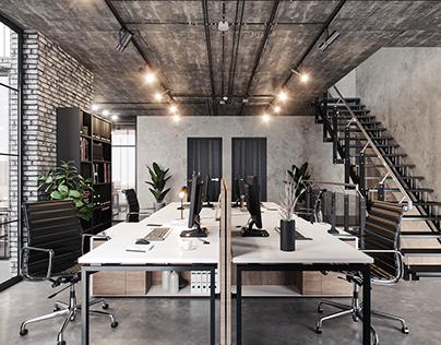 Mia GmbH Frundsbergstr. 42 RGB Office Interior