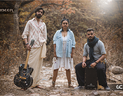 TABEER BAND COVER SHOOT