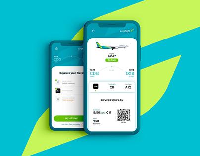 EasyFlight App Concept