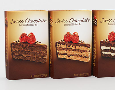 Chocolate Cake Pack