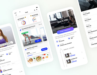 Fitwell | Fitness App