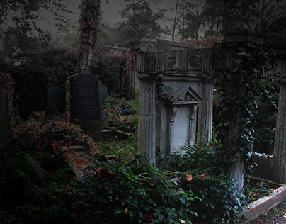 Photo - Old Jewish Cemetery