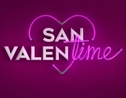 San Valentime - Hotel Punta Diamante