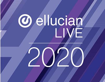 Ellucian Live 2020 Concepts