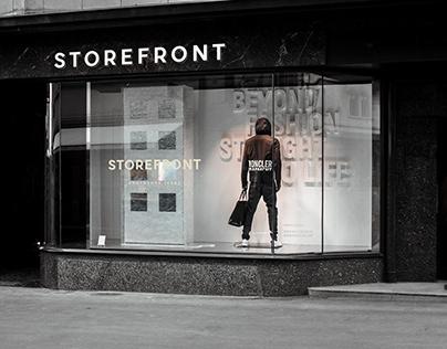Storefront Mockup