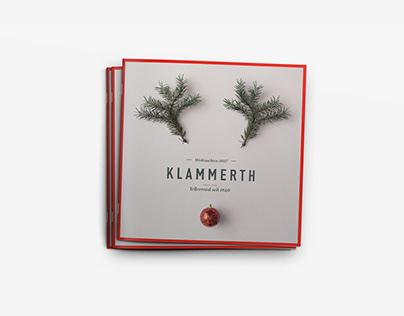 Klammerth Brochure