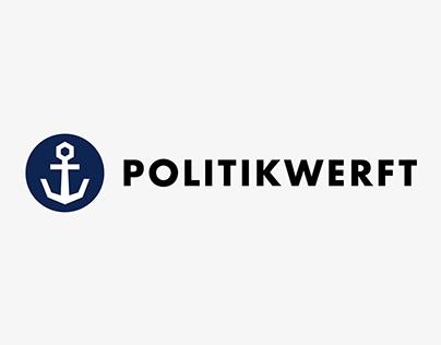 Corporate Design Politikwerft Designbüro