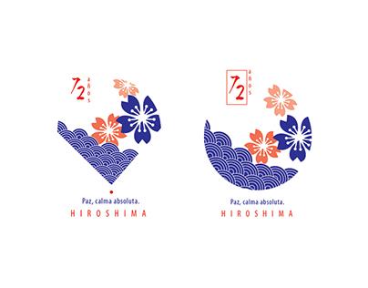 Sello Conmemorativo Hiroshima